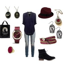 """""""A Taste for the Dark Side"""" by c-couzens on Polyvore"""