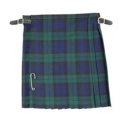 Boys will lookabsolutely adorable in this kilt. Comes with Kilt Pin and 2 side buckles made from Polyester Viscose. Size 6 months to 10 years. Made in Scotland. . . Sold by TartanPlusTweed.com A family owned kilt and gift shop in the Scottish Borders