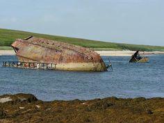 Scapa Flow,Orkney