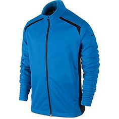 Nike Wind Resist Therma-Fit Men's Golf Jacket (Photo Blue, X-Large) Nike ++ You can get best price to buy this with big discount just for you.++