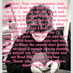❤Brad❤<< fav Brad imagine and Wild Heart is my favorite song