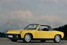Porsche 914 1973.