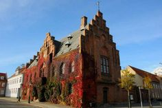 Beautiful towns to visit in Denmark