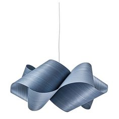 Swirl Small Pendant Lamp by LZF is an inventive suspension that looks artistic. Interior Exterior, Modern Interior, Modern Lighting Design, Black Accents, Pendant Lamp, Lamp Light, Imagination, Lamps, Concept