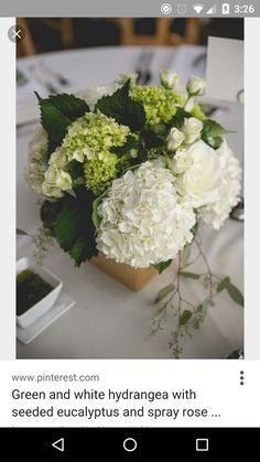 Flower ideas for Kam's wedding