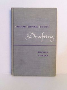 American Technical Society's Drafting by Giachino and Beukema Hardcover 1954 #Textbook #Drafting #Books #eBay #Buy #Book #Deals #Sales  #Discounts 25%OFF
