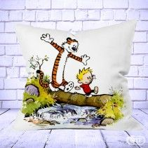 Calvin And Hobbes Pillow Cases