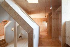 'ant house' by mA-style architects, omaezaki-city, shizuoka, japan