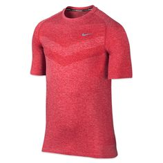 Nike Dri-Fit Knit Short Sleeve Up your distance in the seamless coverage of Dri-FIT Knit Short-Sleeve.