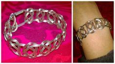 Diy Guitar string bracelet - Tuunausta ja tekeleitä
