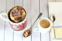 mug cake casero