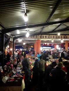 I love visiting the Fordsburg night market on...