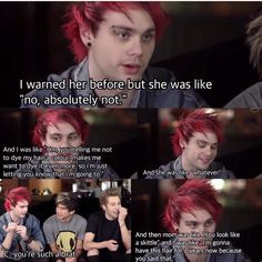 Michael Clifford everyone!