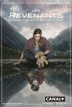 Les Revenants (The Returned) - never did I think I'd give a whole series with French subtitles a chance, but SO glad I did! Binge watched in one weekend, loved it and can't wait for the next season. Currently on Netflix!