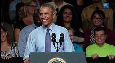 Full Video: President Obama: Speech at Macomb Community College in Warren, Michigan, Sept. 9, 2015