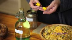 How To Make Infused Herbal Oil: Calendula Oil - Episode 1