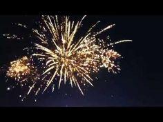 Feuerwerk zur Feier 25 Jahre Magic Life - YouTube