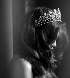 Just because you're going through a temporary mess, it doesn't mean your life is not blessed. Keep your chin up Queen, so your crown does not fall - The Queen Code