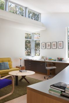 A NET-ZERO ENERGY HOUSE IN SANTA MONICA, CALIFORNIA, Georgina-Residence-Moore-Ruble-Yudell-14
