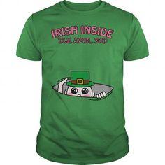 I Love Irish Inside Due April 3RD Shirts & Tees