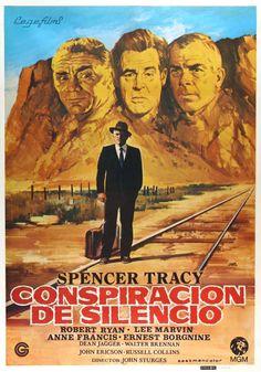 Sección visual de Conspiración de silencio - FilmAffinity