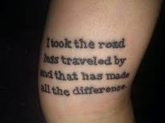 the road less traveled - Google Search