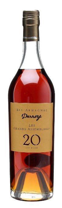Darroze Bas Armagnac Grand Assemblage'20yr' (750ml) available at Prima Vini in Walnut Creek, CA