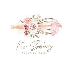Baking Logo Design, Cake Logo Design, Food Logo Design, Vintage Logo Design, Logo Food, Custom Logo Design, Logo Patisserie, Stamped Business Cards, Fond Design