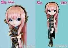 Pullip Vocaloid Luka Megurine Doll Figure P-035 #13