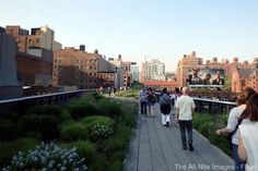 Click on this photo of the High Line to find flights to New York City at great prices.