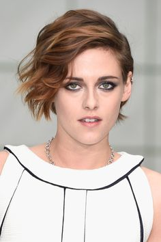 Kristen Stewart   - Chanel : Front Row - Paris Fashion Week - Haute Couture S/S 2015