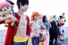 One piece cosplay                                                                                                                                                                                 Más