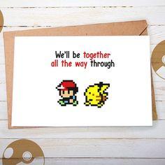 zelda valentines card etsy