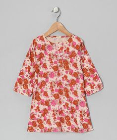 $24. Take a look at this Berry Chic Blossom Dress - Infant, Toddler & Girls by Alejandra Kearl Designs on #zulily today!