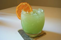 Ranch Mocktail by The Ranch at Live Oak Malibu via fitsugar: Melon and apple add a natural sweetness, celery and ginger add edge and spiciness, and sparkling water gives the beverage a little fizz. Whether you're looking to detox or to replace your 5 p.m. cocktail, here's a simply satisfying mocktail recipe to get you started. #Mocktail #Beverage #Melon #Apple #Celery #Ginger #Healthy