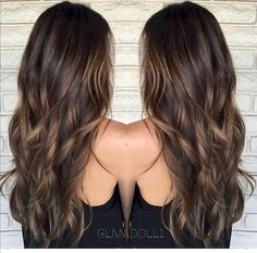 Hottest balayage hair color ideas for brunettes (41)