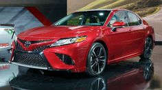 Toyota Teases All-New 2018 Camry - http://toyotacamryusa.com/2017/02/toyota-teases-all-new-2018-camry/