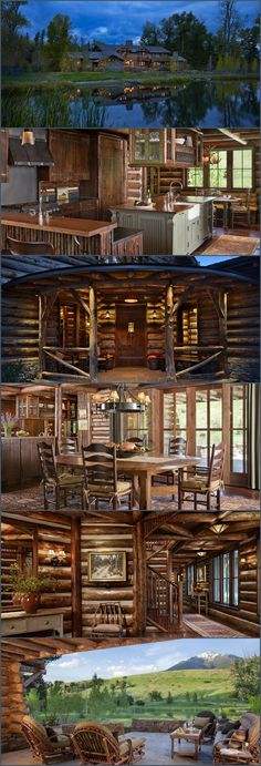 360 Ranch - Main Lodge - Style Estate -