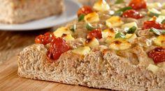 Receita de sanduíche integral de forno