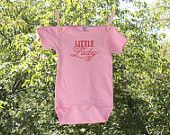 Little Lady Infant Bodysuit - TR