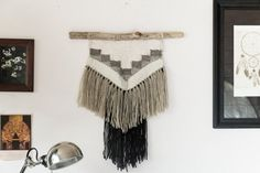 Woven Wall Hanging//Weaving//Frame loom Weaving//Gifts for Her
