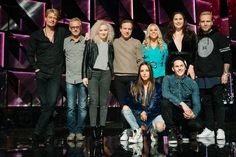 Melodifestivalen 2016: Listen to the full songs from semifinal two