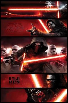 Kylo Ren being awesome!