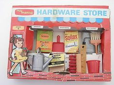 Vintage 1959 My Merry Hardware Store #5