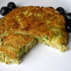 Zucchini Cakes Recipe - The Gluten-Free Homemaker & ZipList