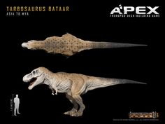 Tarbosaurus Bataar by Herschel-Hoffmeyer on DeviantArt