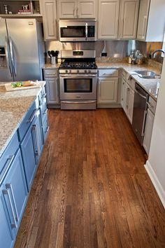 Kitchen remodel, interior design By Brooke, LLC, photo credit: Heather Smith, Fortuitous Photography