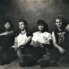 It's pics like these that make them seem dark and serious but the 5sos family knows that's FARRRR from the truth