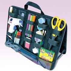 Storage Dynamics Dual Sided Portable Caddy JB6083. Would be great for craft tools!