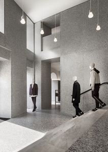 David Chipperfield Architects, Founded In 1984, Has Four Offices In London,  Berlin,